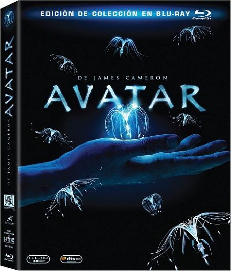 Avatar EXTENDED (2009) 720p y 1080p BDRip mkv Dual Audio AC3 5.1 ch