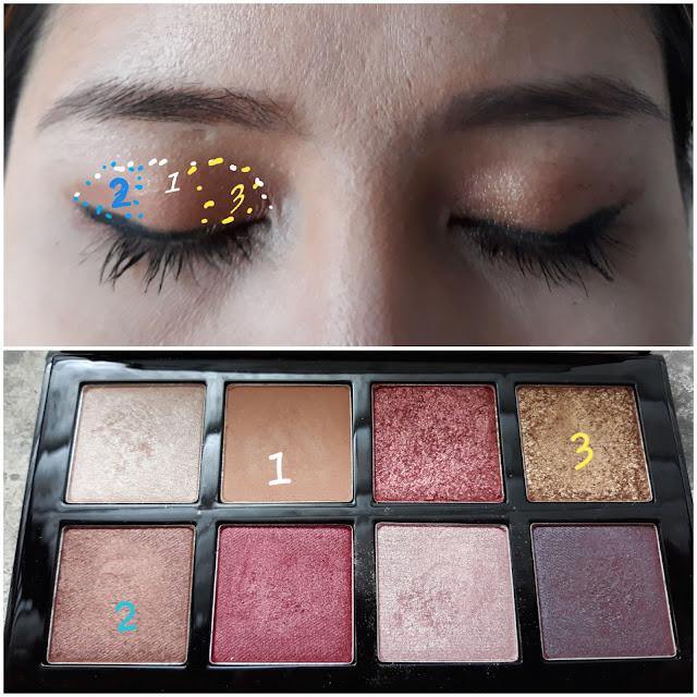 Althea Korea's makeup box!