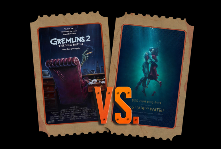 Ep 88 Gremlins 2 The New Batch The Shape Of Water Late