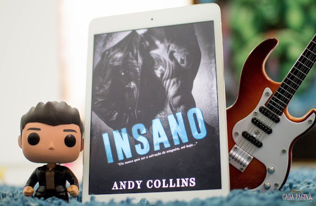 [Resenha] Insano | Andy Collins