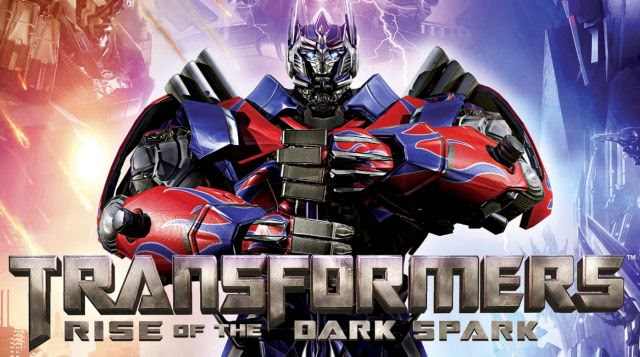 TRANSFORMERS: Rise of the Dark Spark (Region Free) PC