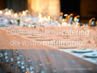 catering banquetting matrimoni