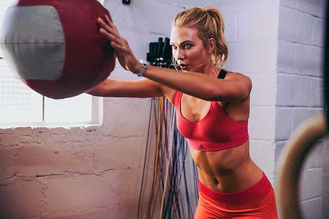 Adidas Women's Training Campaign SS 2017