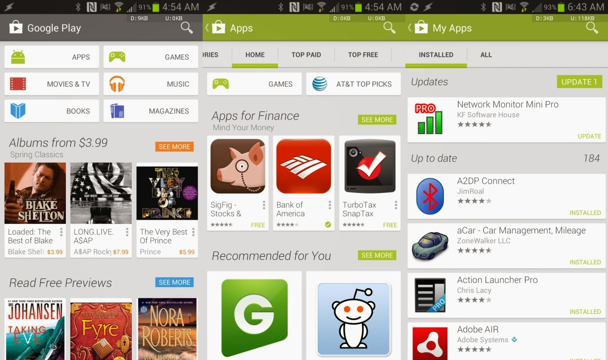 Google Play Store Download For Laptop