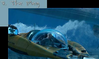 The Meg 2018 movie Jason Statham