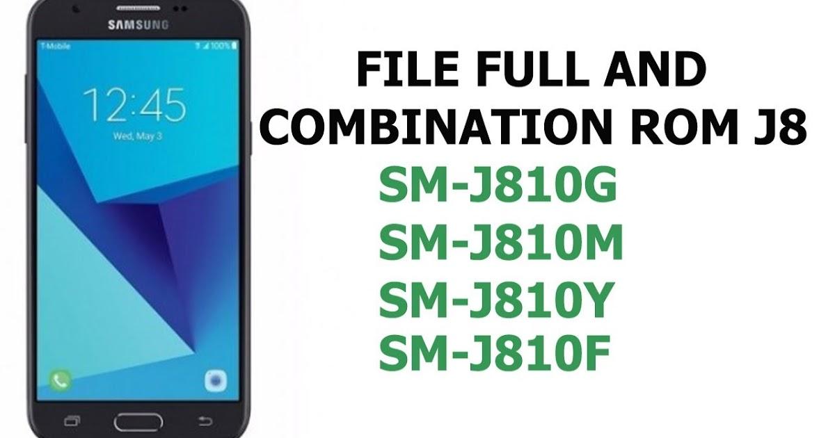 Bypass FRP Lock Samsung Galaxy J8 2018 (SM-J810) Binary 2