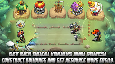 Cartoon Defense 5 Mod Apk v1.1.2-screenshot-3