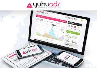 Yuhu Ads - Monetizar tráfico móvil