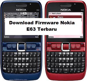 Cara Flashing Nokia e63 RM-437 BI terbaru menggunakan UFS