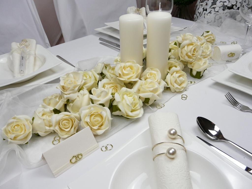 Hochzeitsdekoration und Taufdekoration  ALLES bei