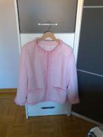 Mi segunda chaqueta tipo chanel