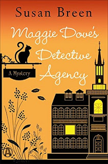 maggie doves detective agency cover