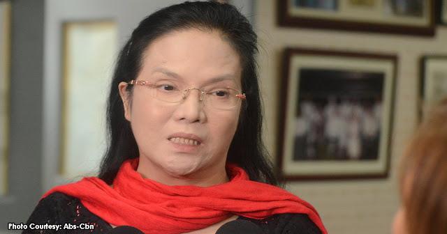 Acosta may hawak na mas eksperto at may personal knowledge sa mga batang naturukan ng Dengvaxia.