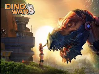 Dino War Mobile v1.2.3 Apk Mod for Android