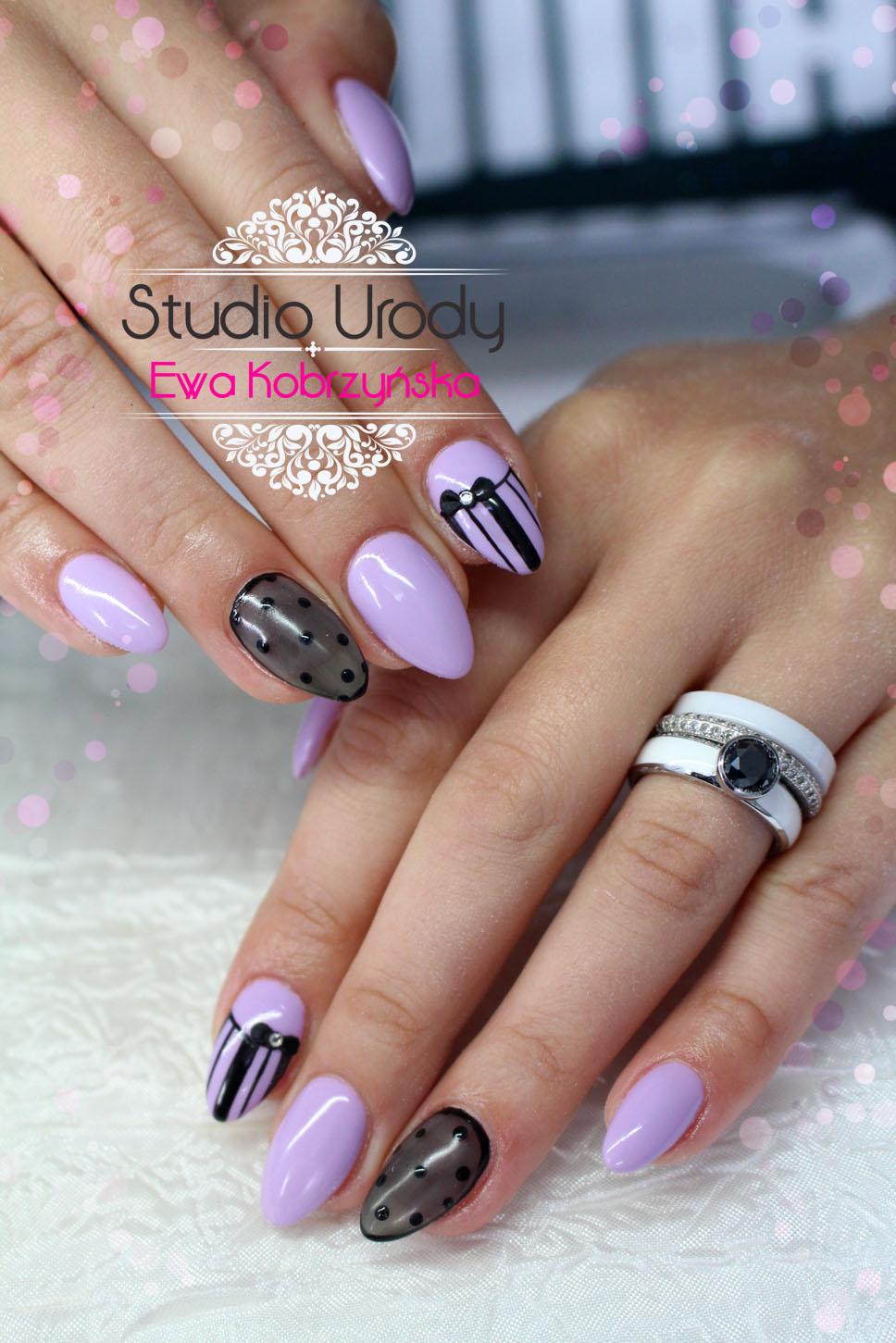 Galeria - Fiolet Studio - stylizacja paznokci, manicure