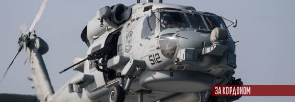 Греція планує придбати гелікоптери MH-60R Seahawk