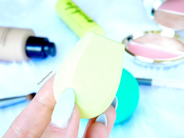 EcoTools Ecofoam Makeup Sponge Review