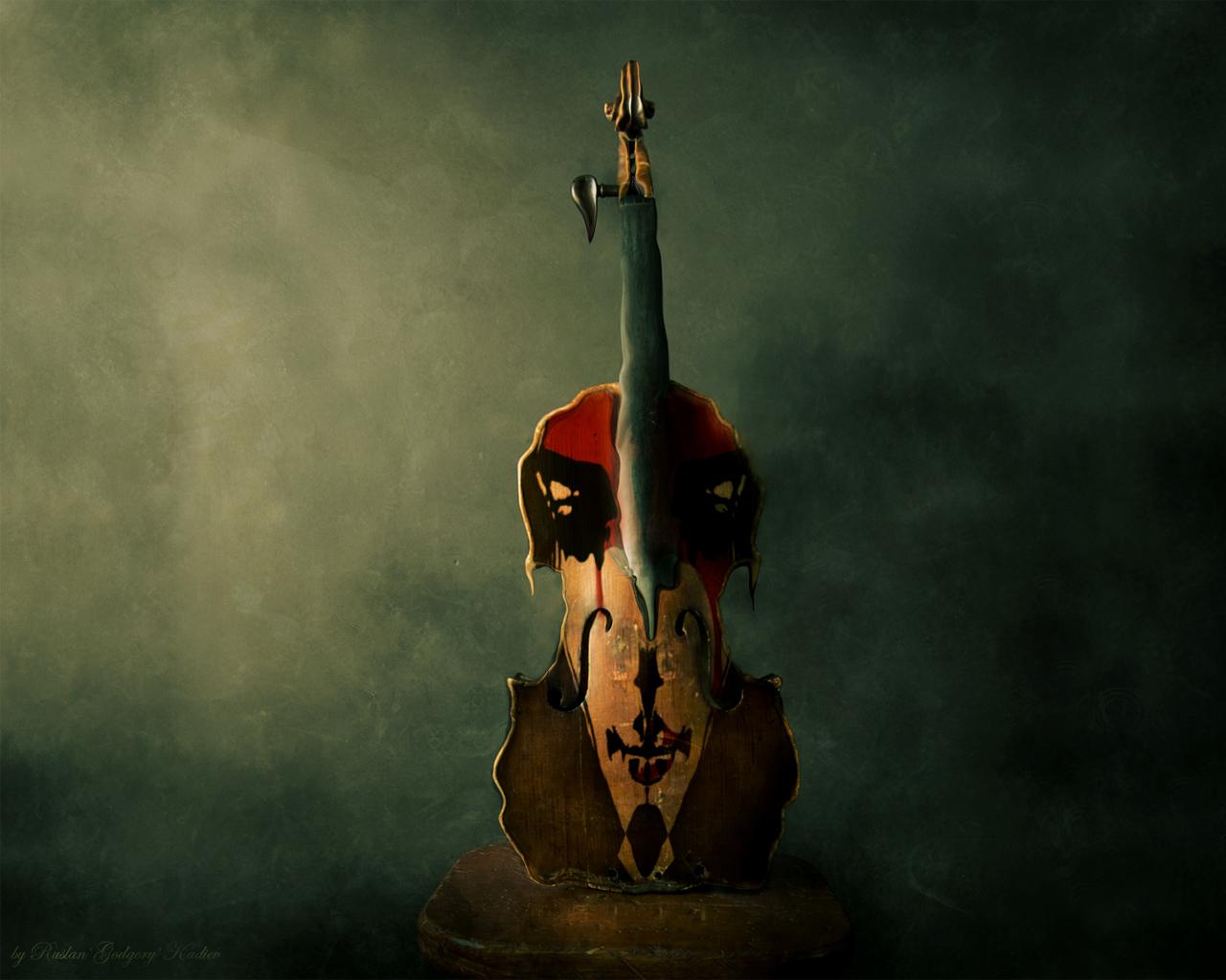 Violin Wallpaper: Download Free Wallpaper
