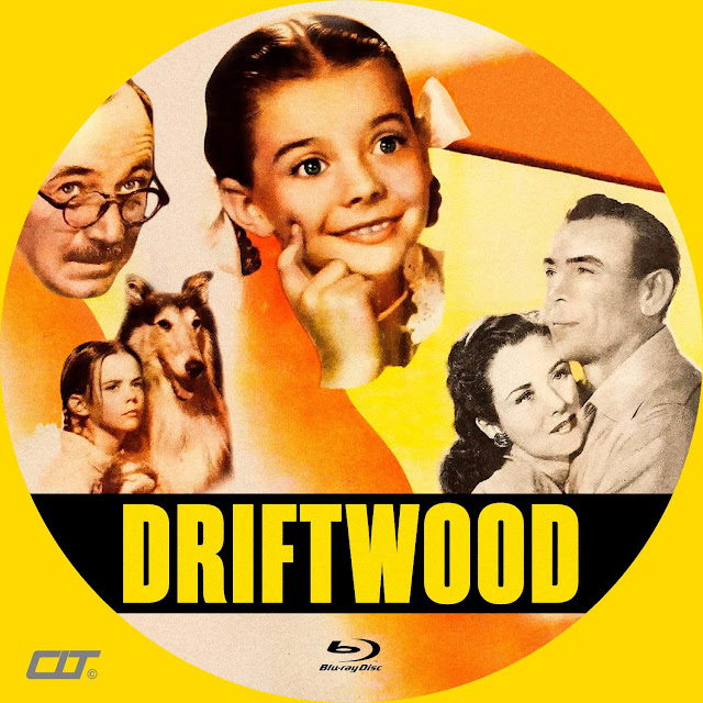 Driftwood Bluray Label