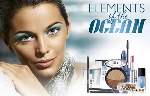 Make Up Factory Elements of the Ocean Summer 2016 Collection