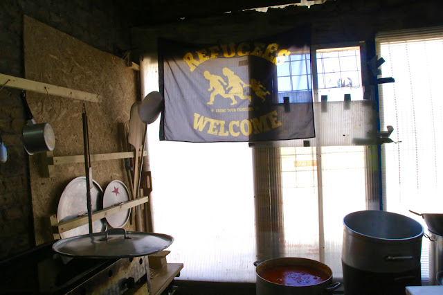 dunkirk refugee kitchen
