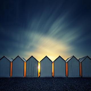 Green Pear Diaries, David Keochkerian, paisajes, fotografía infrarroja