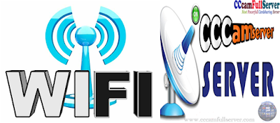 Relation between CCcam Server and Wi-Fi Technology