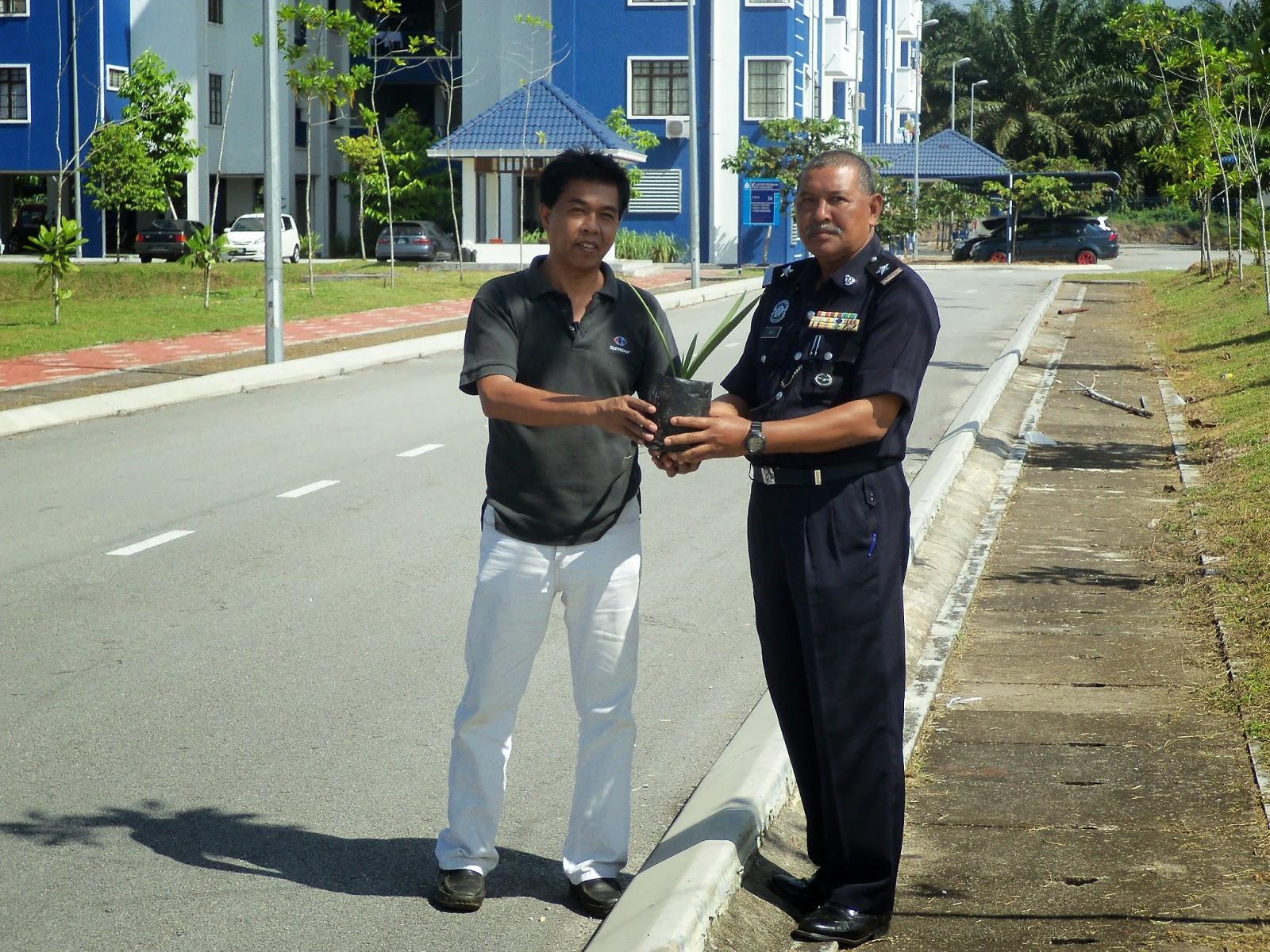Syful Tamar Hari Polis Ke 207