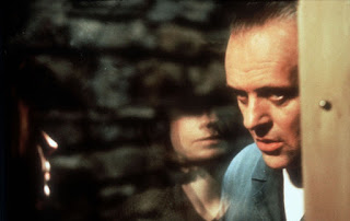 the silence of the lambs-jodie foster-anthony hopkins