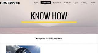 Panduan Lengkap Membuat Website Gratis Di Google Sites