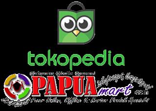 Produk PAPUAmart.com dapat dibeli di berbagai Toko Online Indonesia