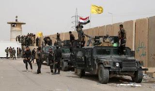 Saling Kerja Sama, Rezim Syiah Assad dan Iran Bentuk Milisi Al-Hasd Al-Syakbi Suriah
