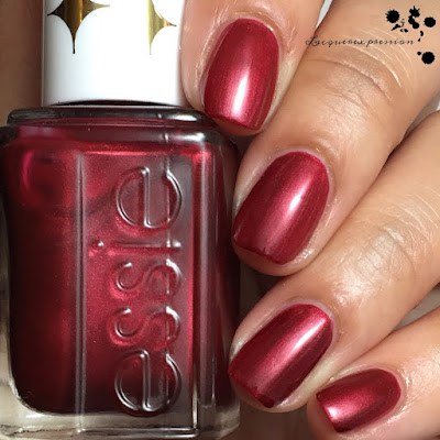 nail polish swatch of Life of the Party by Essie