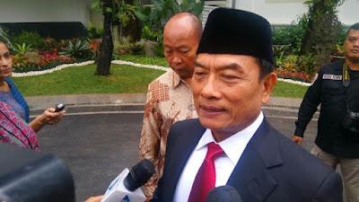 Moeldoko: Belum Ada Arahan Jokowi Soal TGPF Kasus Novel Baswedan - Info Presiden Jokowi Dan Pemerintah