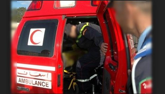 سيارة اسعاف - اولاد برحيل
