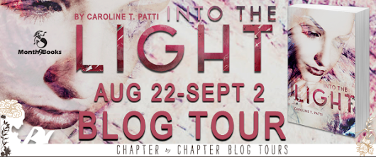 BLOG TOUR: Into the Light (Into the Dark #2) by Caroline T. Patti - Ashley's Review + GIVEAWAY!