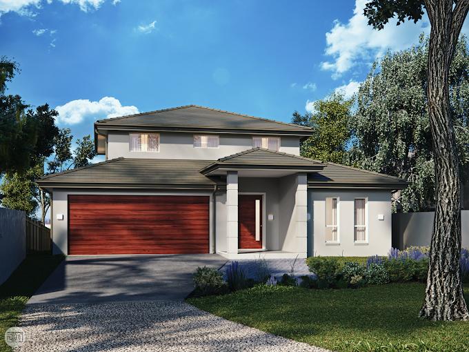 Residential Design Render, NSW