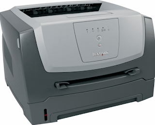 Lexmark E250dn Printer Driver Windows