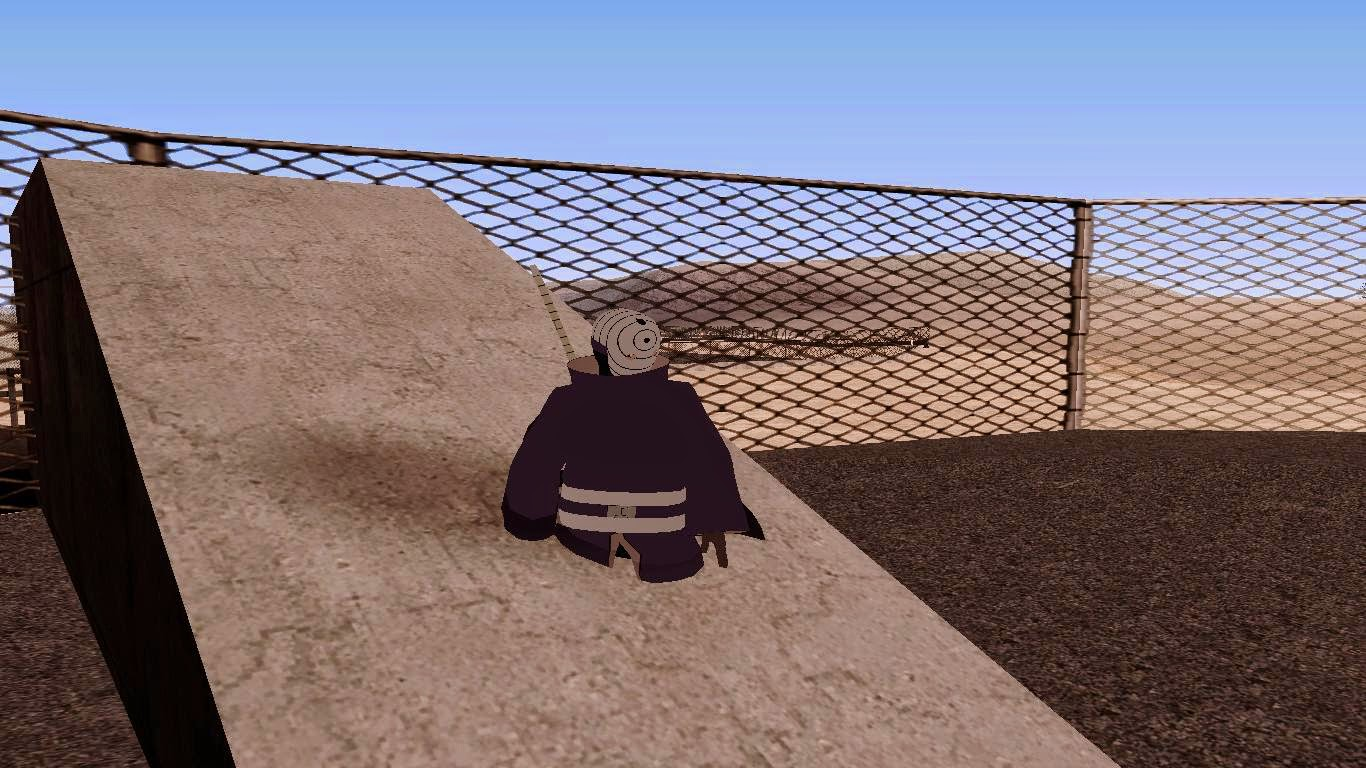 Jikukan Ninjutsu Gta San Andreas 1