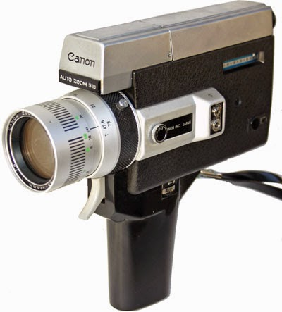 Pokkisham Products Antique Video Camera