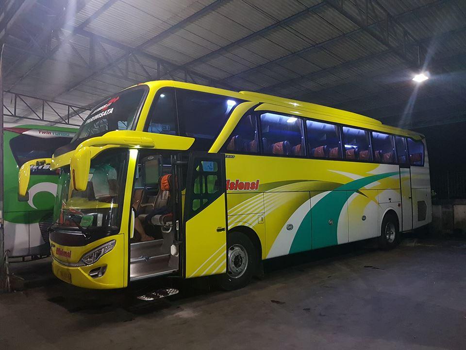 Perusahaan Otobus Efisiensi Menambah Armada Shd Baru