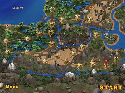 阿茲特克部落:新大陸(Aztec Tribe New Land),類似瘋狂農場的模擬經營冒險!