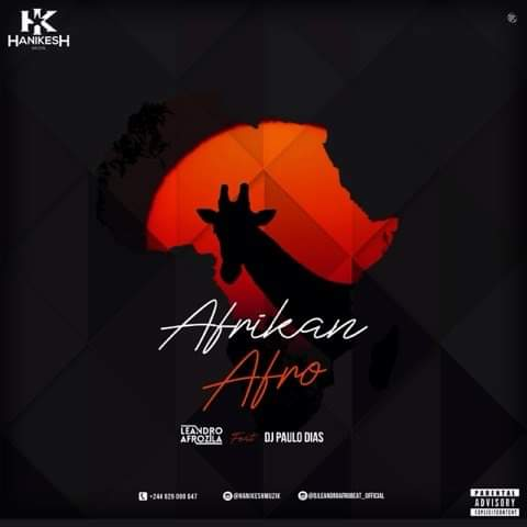 Dj Leandro Afrozila & Dj Paulo Dias - Afrikan Afro (Instrumental)
