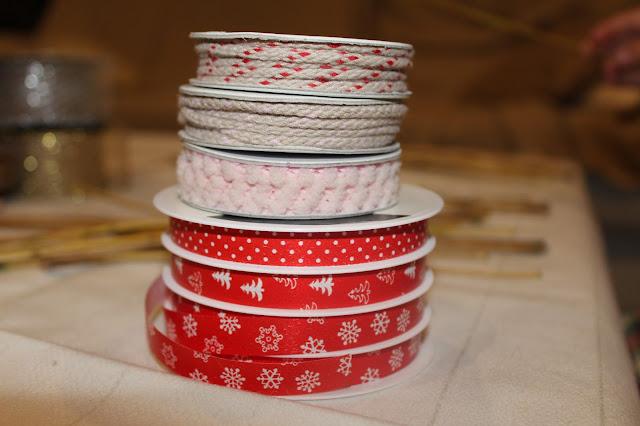 cintas decorativas para DIY