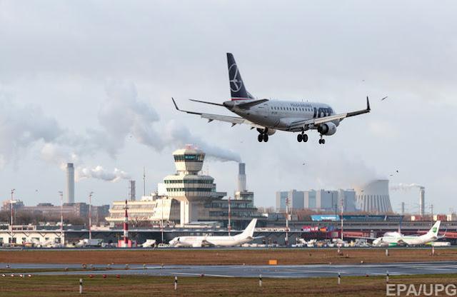 У Варшаві стокгольмський літак здійснив екстрену посадку через смерть пасажира
