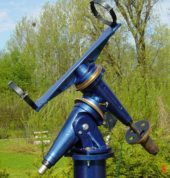 Fullerscopes Telescope Mountings: 2