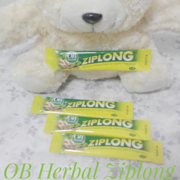 OB Herbal Ziplong Pereda Batuk Awal Dan Legakan Tenggorokan