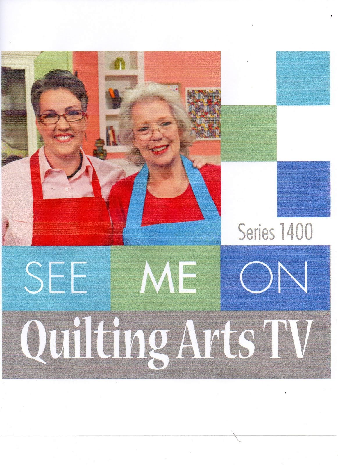 Quilting Arts TV Series 1400