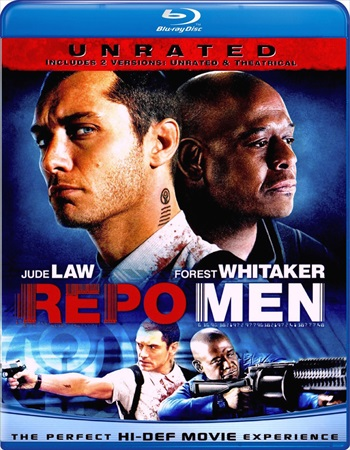 Repo Men 2010 Dual Audio Hindi 480p BluRay 350mb