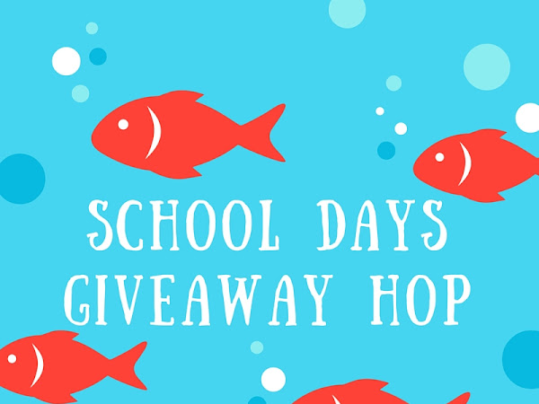 School Days in Style with Zoocchini Backpacks! {A Giveaway Hop Event}